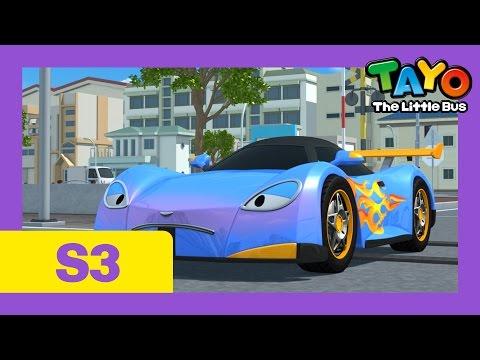 Tayo S3 EP9 Gani the super star l Tayo the Little Bus
