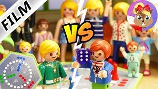 Playmobil Film | W LUKSUSOWEJ WILLI - wielka przegrana? Wróblewscy vs Smarkalscy, gra w chińczyka!