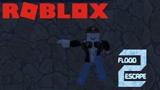 Poison and Acid Flood?! Roblox - Flood Escape 2
