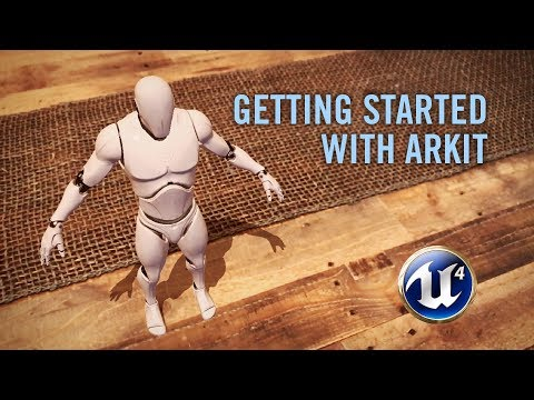 Getting Started With ARKit In Unreal Engine 4