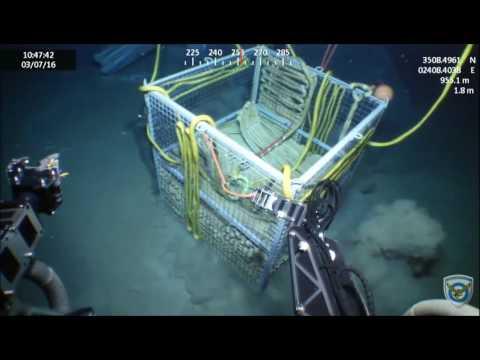Σμηναγός Μπαλταδώρος: Ξεκινά η ανέλκυση του Mirage από το βυθό της Σκύρου -Από σκάφος του ΕΛΚΕΘΕ [εικόνες & βίντεο]