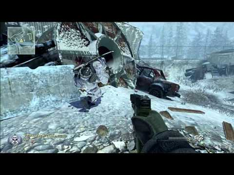 Modern Warfare 2 Stimulus Map Pack Tips - Salvage