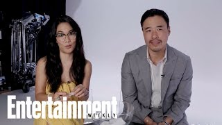 Ali Wong & Randall Park Play Vice Breaker Game From 'Always Be My Maybe' | Entertainment Weekly