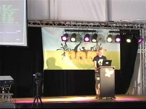 HAR 2009: The IBM AS/400 1/5 - YouTube