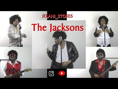 The Jacksons Medley featuring The Jackson 5!  A cappella!!