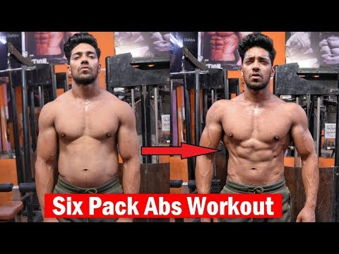 Top 3 Six Pack Abs Workout | Only 5 Minutes ABS Exercise - Home/Gym