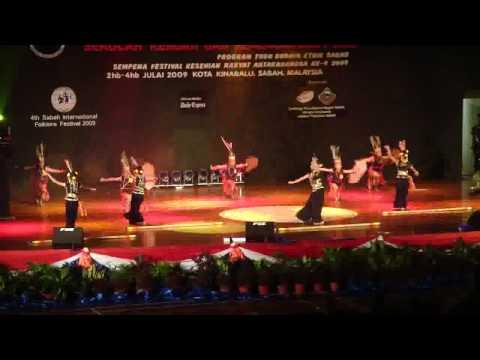 Tarian Etnik Kreatif SK Pekan Satu WP Labuan