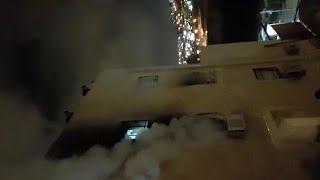 שריפה בביתר עילית