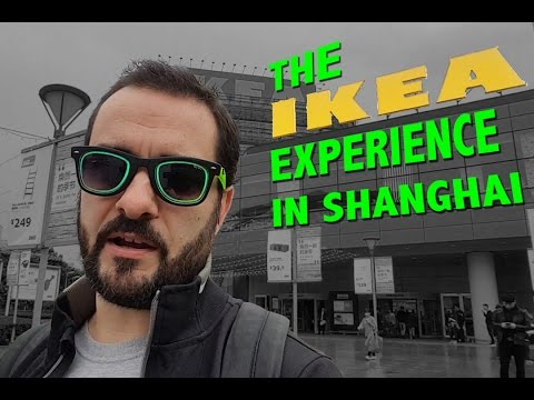 The IKEA Experience In Shanghai, China
