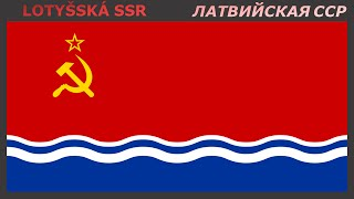 Флаги союзных республик СССР - Vlajky Svazových republik SSSR(, 2015-11-14T14:30:40.000Z)