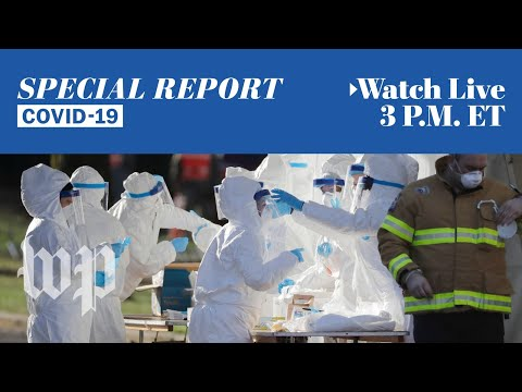 Coronavirus News: The latest on the covid-19 outbreak - 3/30 (FULL LIVE STREAM)