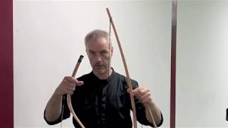 Manchubow vs. Longbow vs. Flatbow - Comparison