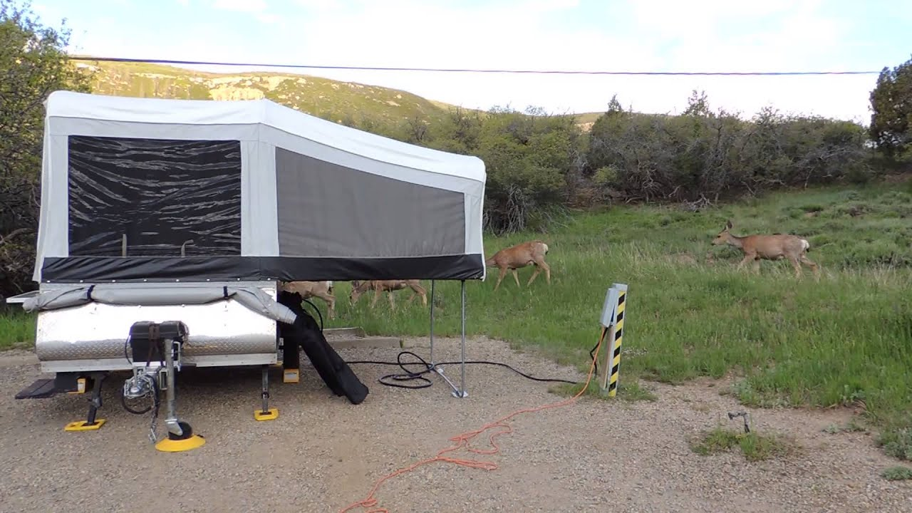 Mesa verde campground rv hookups