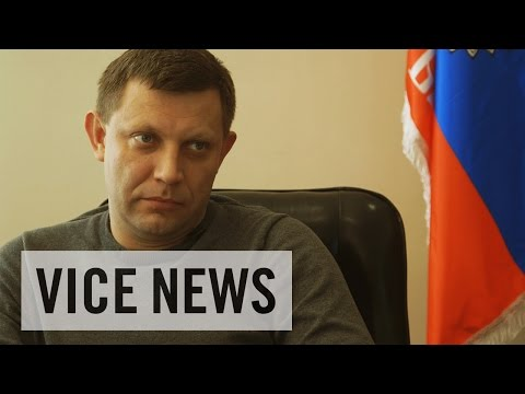 An Interview with the Leader of the DPR: Russian Roulette (Dispatch 106)