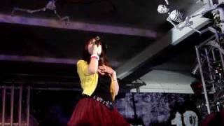 4° Canción del mini concierto =3 Savage Genius México 2/11/009 私を...