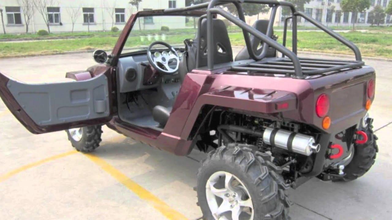 Huvur Motors 800cc Tango 4x4 Efi 5 Speed Dohc Utv Dune