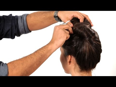 how-to-style-your-hair-before-bed-|-salon-hair-tutorial