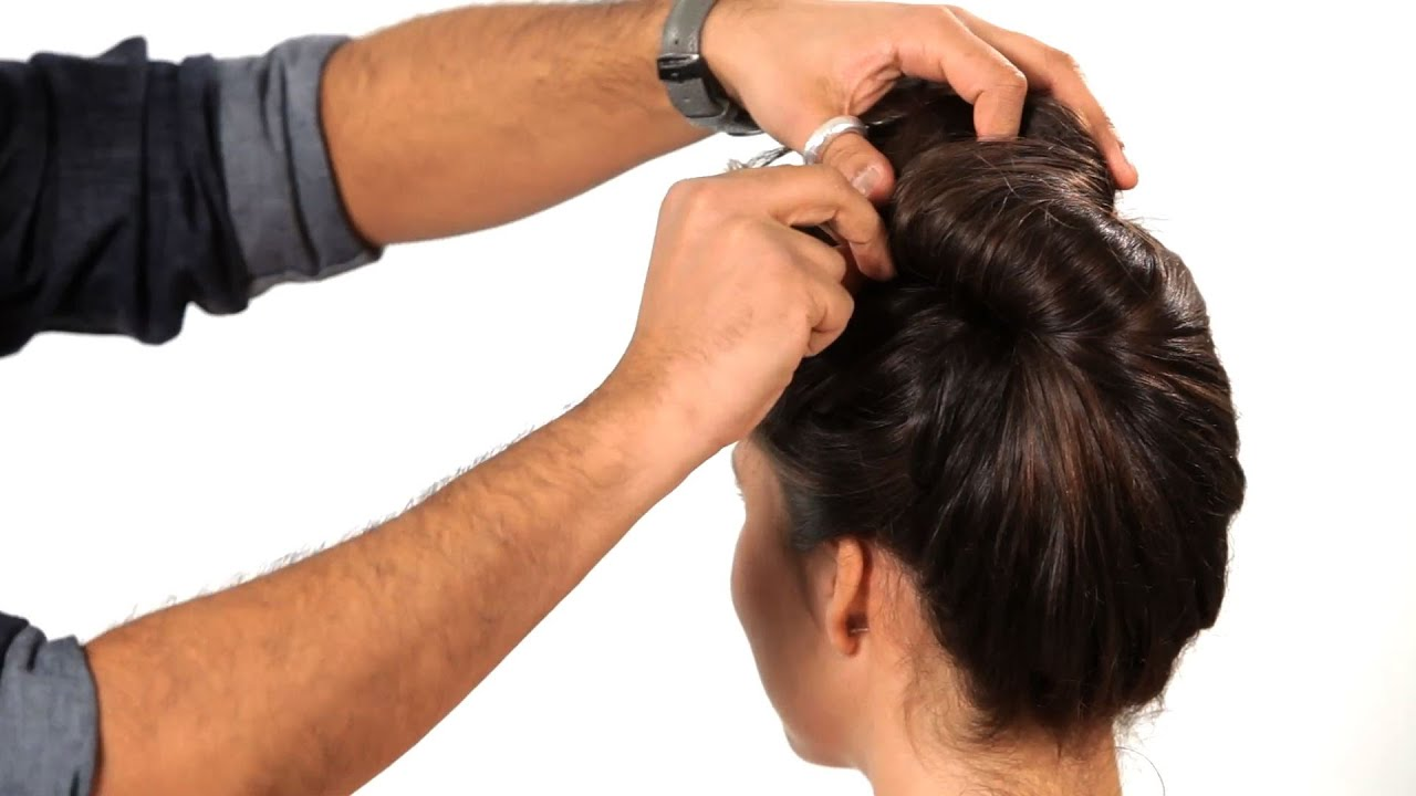 Salon Hair How To Style Your Hair Before Bed Salon Hair Tutorial