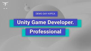 Demo Day курса Unity Game Developer Professional