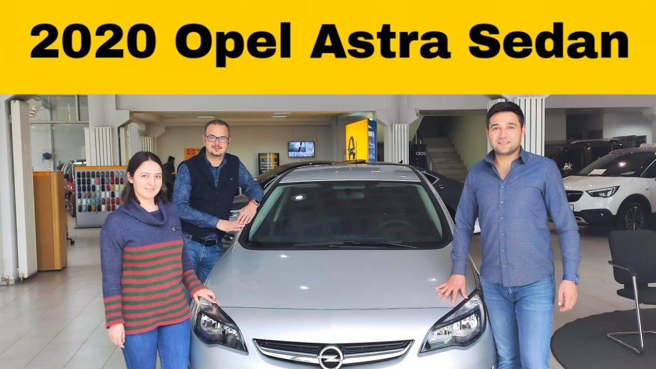 2020opelastrasedan 2020 Opel Astra Sedan Neler Degisti Youtube