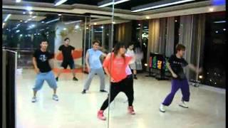 Melissa Molinaro - Dance Floor choreoghraphy by TUN