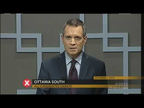 Ottawa South Debate - Canadian Federal Election 2015 - The Local Campaign, Rogers TV