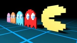 Pac-Man Championship Edition DX: Manhattan Gameplay