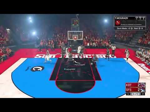 NBA 2K17 myteam - Yhung TO (SOB x RBE)