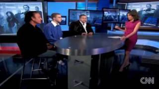 Joe Mazzilli from Runaway Squad on CNN