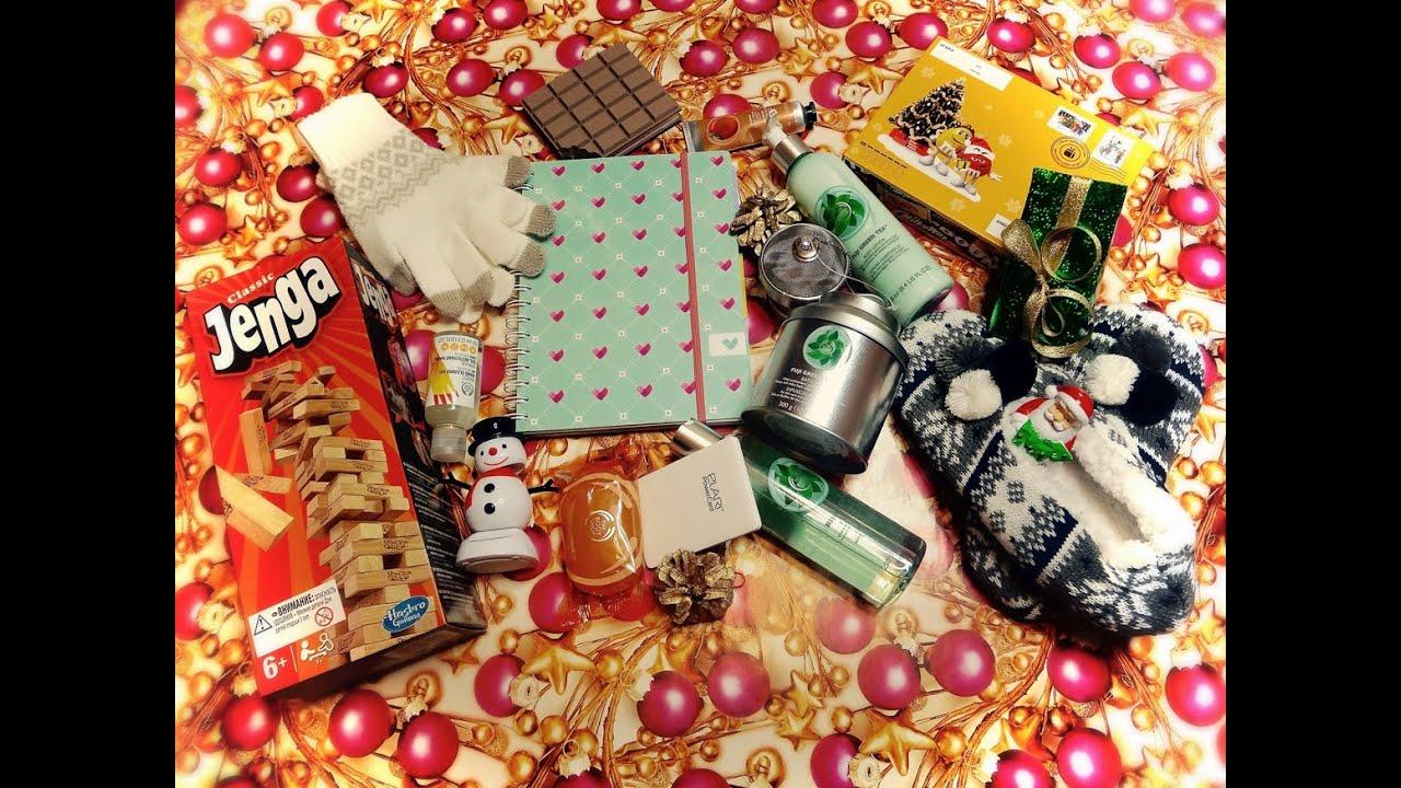 Идеи подарков к Новому году. Часть 2
