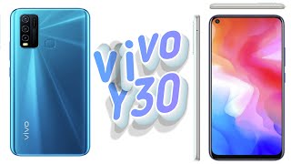 VIVO Y30 - бюджетный смартфон с неплохой оптикой