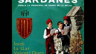 Cobla La Principal De Cassà De La Selva - Sardanes - EP 1969
