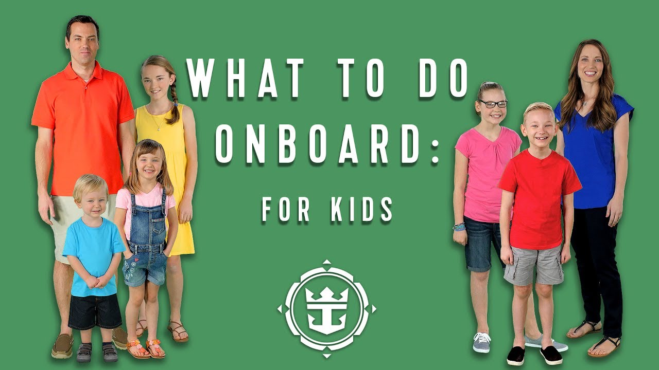 FAQs: What To Do Onboard | For Kids | Royal Caribbean's Cruise Tips, Tricks  & Answers