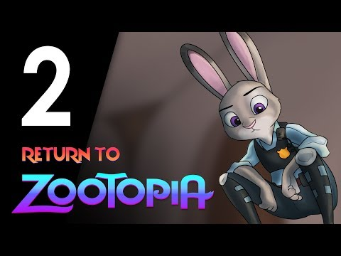 Return To Zootopia Episode 2 A New Case Fan Film Youtube