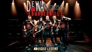 Download Mp3 Dewa19 Feat Virzha Virtual Concert Collaboration with Burgerkill