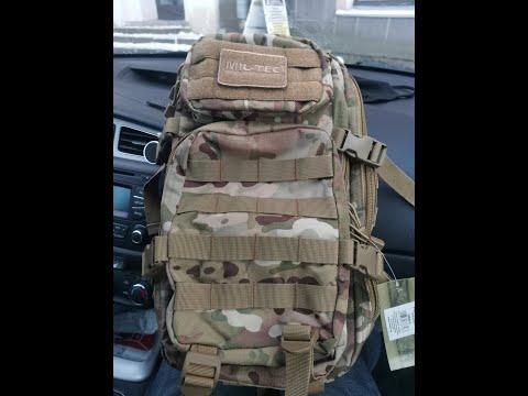 Честный обзор рюкзака