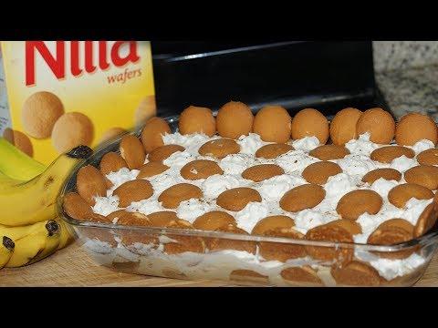 Banana Pudding HOMEMADE from Scratch| How To Make Banana Pudding