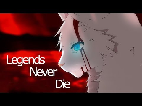 Legends Never Die  Animation Tribute