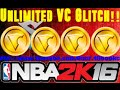 NBA 2K16 New Unlimited VC Glitch   NBA 2K16 Unlimited VC Exploit   NBA 2K16 VC Glitch