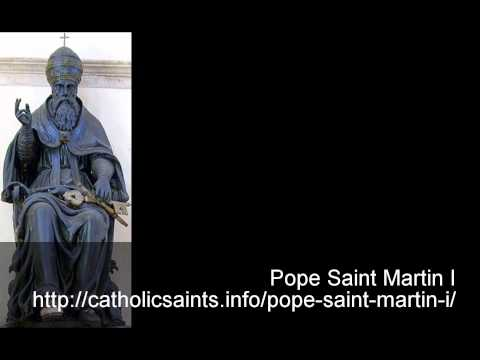 Pope Saint Martin I Playlist