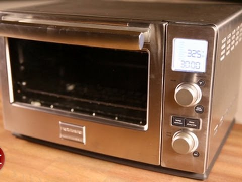 First Look - Frigidaire Professional 6-Slice Convection Toaster Oven
