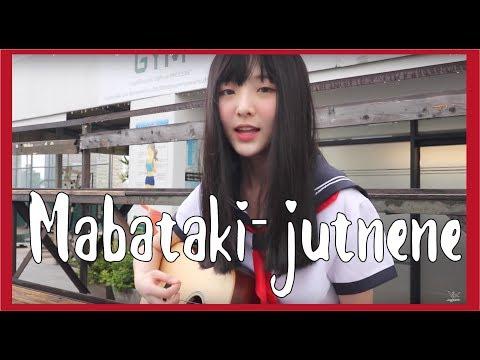 Mabataki (Back Number) ♡  justnene live cover