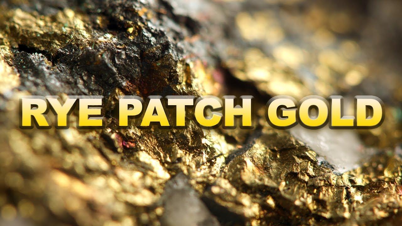 Rye Patch Gold Aktie