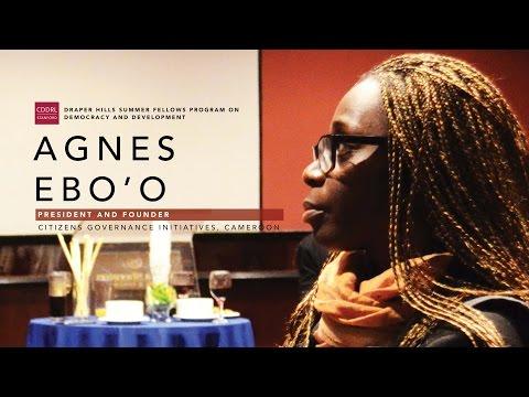 Agnes Ebo'o, Cameroon '11