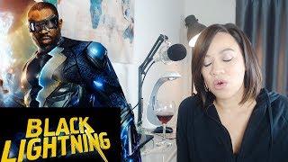 Yasss Black Lightning Season 1 Episode 1: REACTION