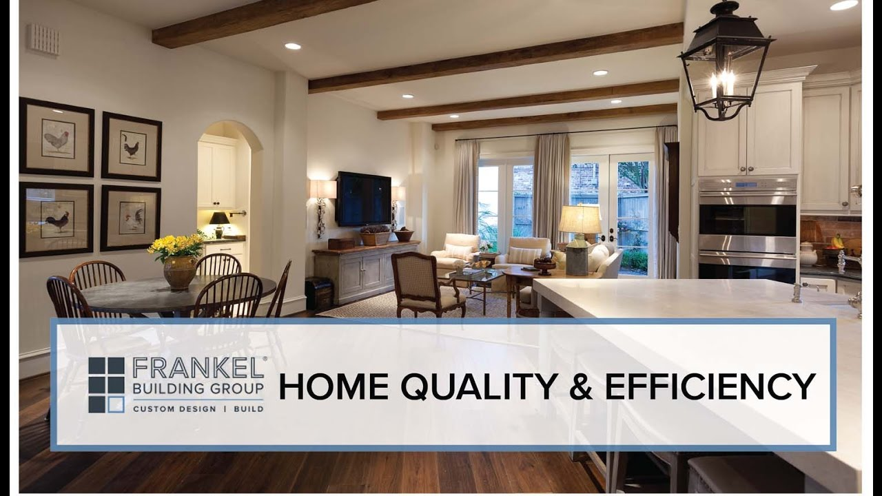 Increase Value Efficiency Of Your Custom Home Leed Certification