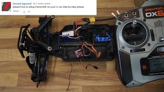 Video Control Your RC Car Using An Airplane Transmitter (How-To) - RCLifeOn download MP3, 3GP, MP4, WEBM, AVI, FLV November 2018