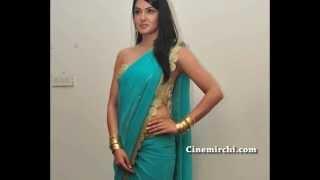 Sakshi Chowdary Saree Photo Shoot