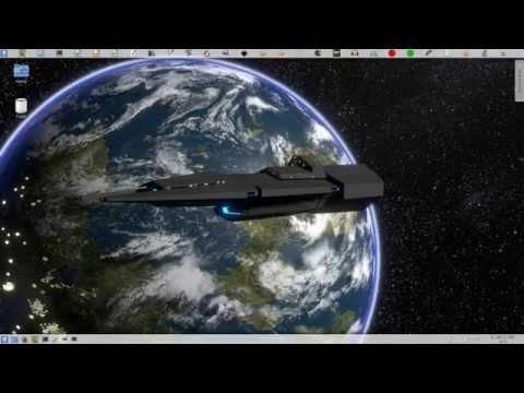GIMP Earthlike Planet Texture