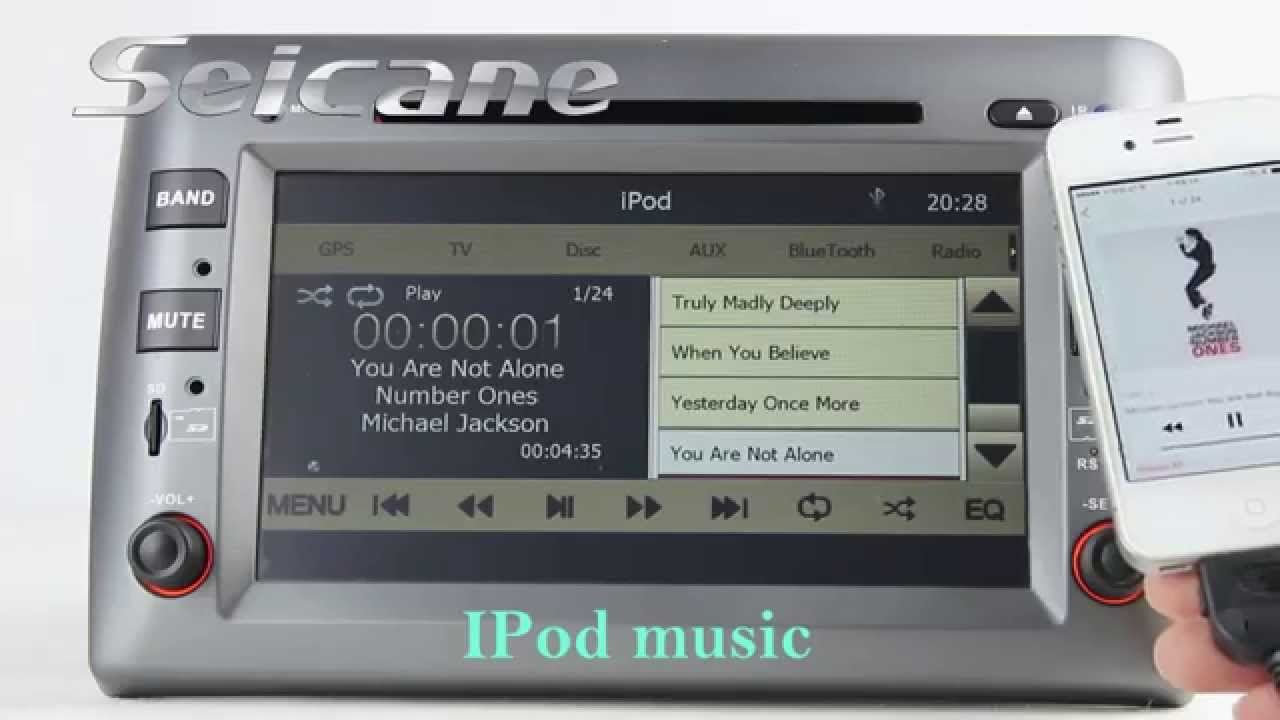 aftermarket oem gps autoradio cd player for 2005 2010 fiat stilo with usb ipod cd mp3 youtube. Black Bedroom Furniture Sets. Home Design Ideas